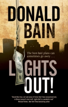 Lights Out, Hardback Book
