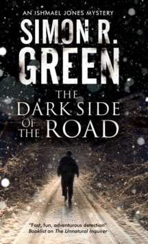 The Dark Side of The Road : A country house murder mystery with a supernatural twist, Hardback Book