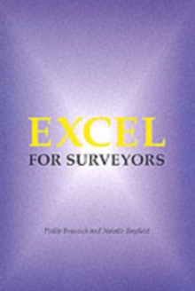 Excel for Surveyors, Paperback Book