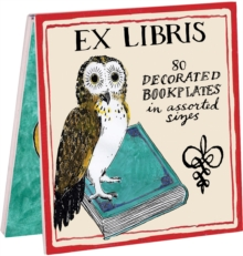 Molly Hatch Owl Bookplates, Stickers Book