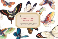 AMNH Nature's Art, Postcard book or pack Book