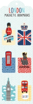 London, Bookmark Book