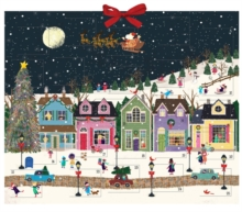 Winter Wonderland Advent Calendar, Calendar Book