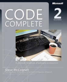 Code Complete, Paperback Book