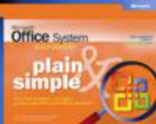Microsoft Office System Plain and Simple 2003 Edition, Paperback Book