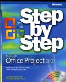 Microsoft Office Project 2007 Step-by-step, Mixed media product Book