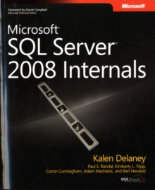Microsoft SQL Server 2008 Internals, Paperback Book
