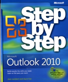 Microsoft Outlook 2010 Step by Step, Paperback Book