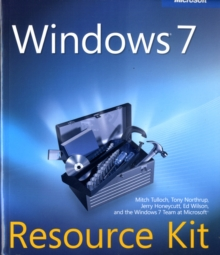 Windows 7 Resource Kit, Mixed media product Book
