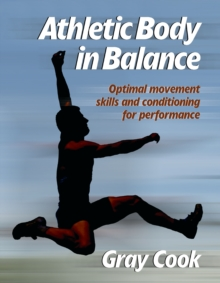 Athletic Body in Balance Book/DVD Package, Paperback Book
