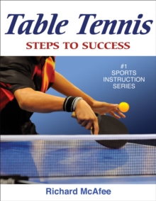 Table Tennis: Steps to Success : Steps to Success, Paperback Book