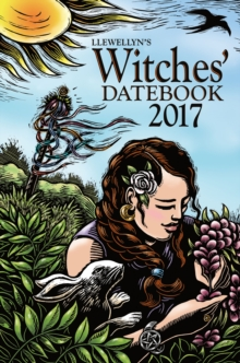 Llewellyn's 2017 Witches' Datebook, Spiral bound Book