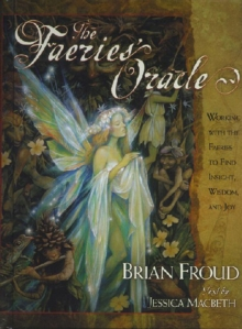 """The Faeries' Oracle: Working with the Faeries to Find Insight, Wisdom, and Joy "", Dumpbin - empty Book"