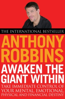 Awaken The Giant Within, Paperback Book