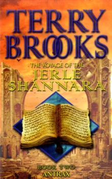 Antrax: The Voyage of the Jerle Shannara: Book Two, Paperback Book