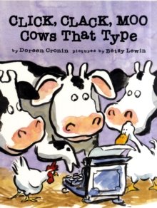 Click, Clack, Moo - Cows That Type, Paperback Book