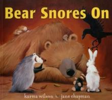 Bear Snores on, Paperback Book