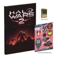 Halo Wars 2, Hardback Book
