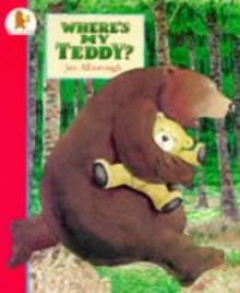 Where's My Teddy?, Paperback Book