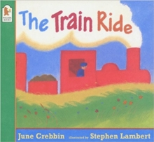 The Train Ride, Paperback Book