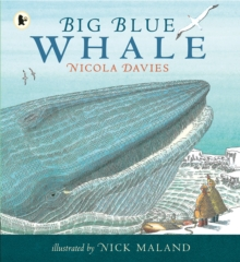 Big Blue Whale, Paperback Book