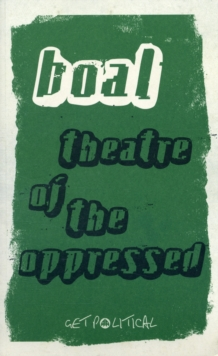 Theatre of the Oppressed, Paperback Book
