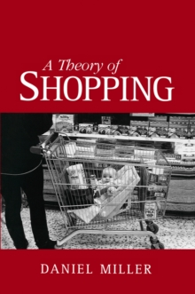 A Theory of Shopping, Paperback Book