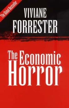 The Economic Horror, Paperback Book