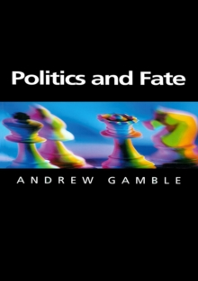 Politics and Fate, Paperback Book