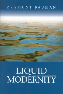 Liquid Modernity, Paperback Book