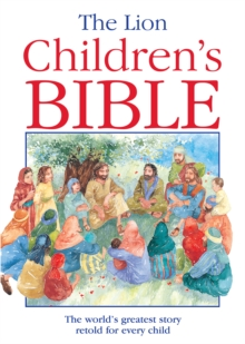 The Lion Children's Bible, Hardback Book