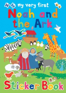 Noah and the Ark Sticker Book, Paperback Book