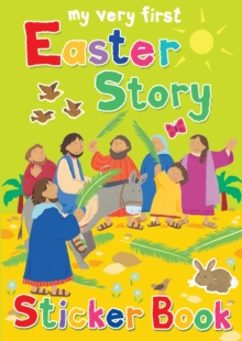 My Very First Easter Story Sticker Book, Paperback Book