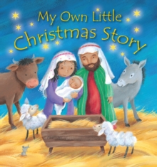 My Own Little Christmas Story, Hardback Book