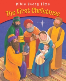 First Christmas, Paperback Book