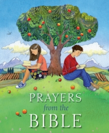 Prayers from the Bible, Hardback Book