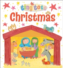Tiny Tots Christmas, Hardback Book