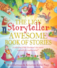 The Lion Storyteller Awesome Book of Stories, Paperback Book