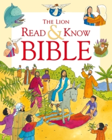 The Lion Read and Know Bible, Paperback Book