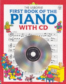 First Book Of The Piano Book And Cd, Undefined Book