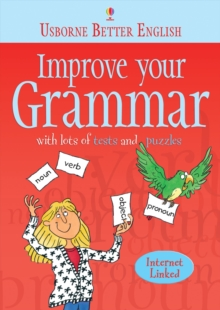 Improve Your Grammar, Paperback Book