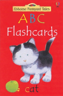 Farmyard Tales ABC Flashcards, Paperback Book