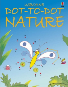 Dot to Dot Nature, Paperback Book