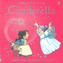 Usborne Fairytale Sticker Stories Cinderella, Paperback Book