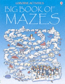 Big Book of Mazes, Paperback Book
