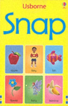 Snap Cards: Happy Families Cards, Novelty book Book