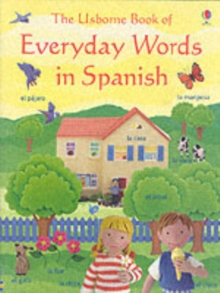Everyday Words in Spanish, Paperback Book