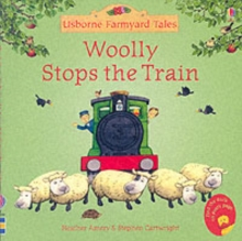 Woolly Stops The Train..., Paperback Book