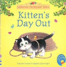 Kitten's Day Out Sticker Storybook, Paperback Book