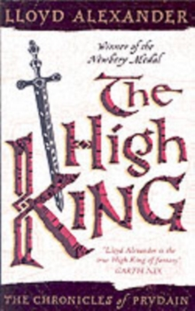 The High King, Paperback Book